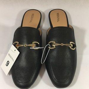 c81d8e41379 Merona Shoes - Merona Women s Kona Backless Mule Loafers Size 9